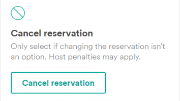 airbnb host cancellation penalties
