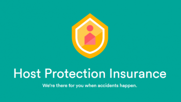 Airbnb host protection insurance program